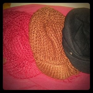 Fossil hats